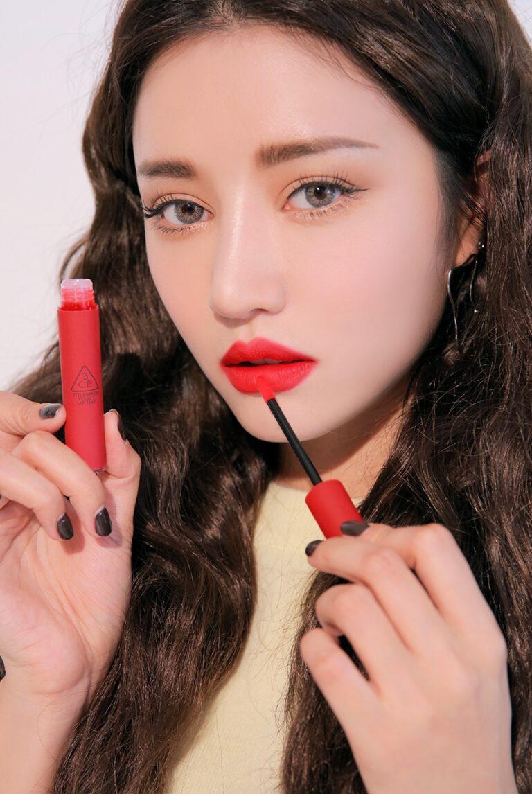 Son Kem Lì 3CE Velvet Lip Tint Với 10 Màu Tuyệt Đẹp