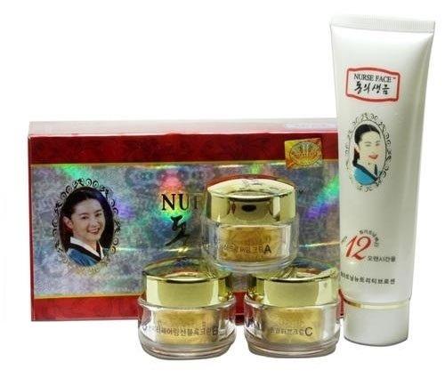 BỘ MỸ PHẨM NHAN CƠ – ĐẶC TRỊ NÁM, TÀN NHANG 4 IN 1 - Mỹ Phẩm  BeautyPrincess.vn