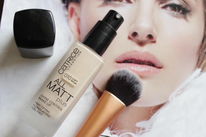 Kết quả hình ảnh cho Kem Nền Catrice All Matt Plus Shine Control 18h 30ml #015 Vanilla Beige